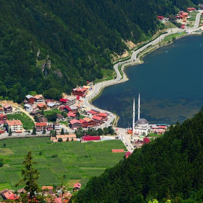 Flights to Trabzon