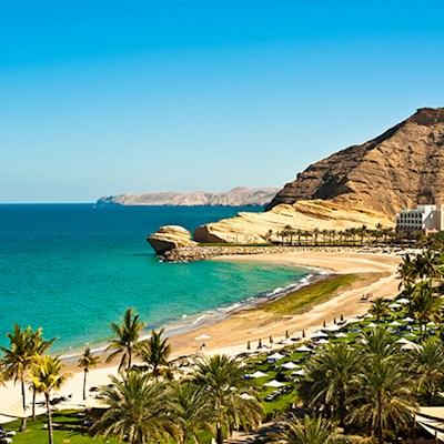 Flights to Oman