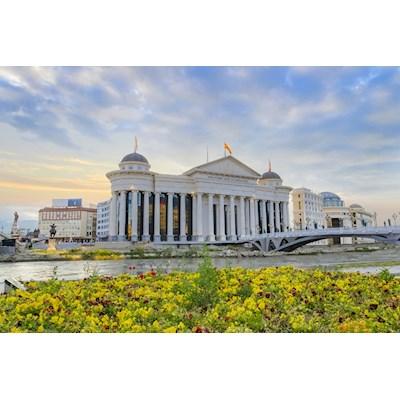 Billigflüge nach Skopje