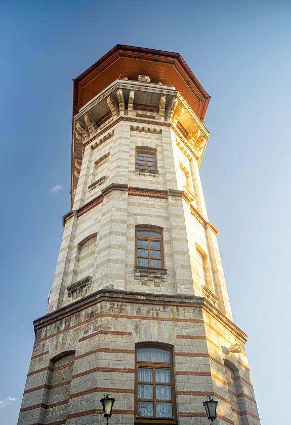 water tower Kişinev