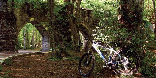 mountain biking belgrad forest