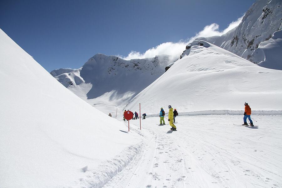 Sochi kayak merkezi