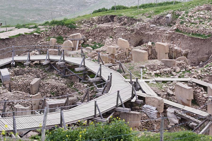 Gobekli Tepe the oldest temple