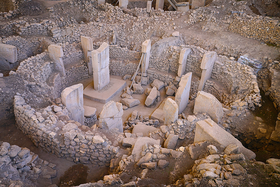 Gobeklitepe the world's first temple