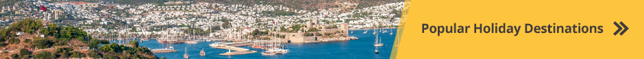 poplular holiday destinations in Turkey
