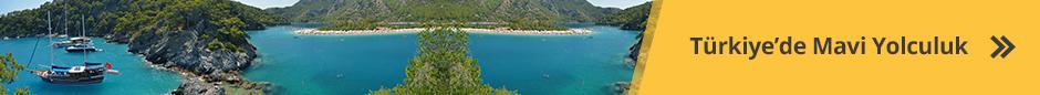 Türkiye'de mavi yolculuk
