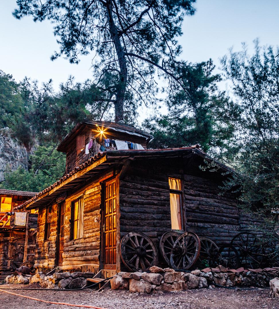 Turkey bungalows