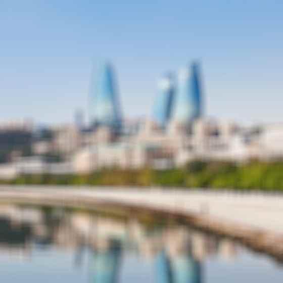 Billigflüge nach Baku